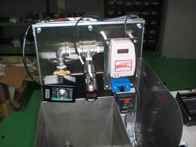 ポンプ圧力、流量検査システム