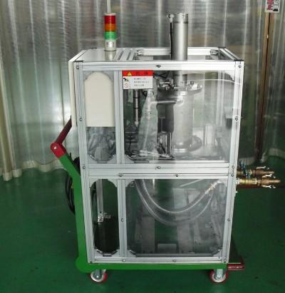 マグネット吸着式 研磨粉回収装置